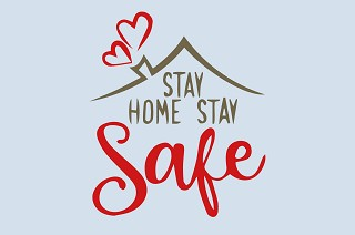 Stay Home, Stay Safe Couple Pack