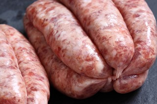 Stilton & Pork Sausages