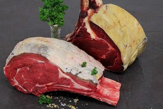 Rib of Beef French Trimmed
