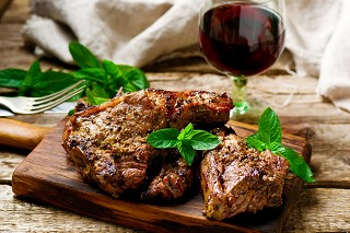 Mint Lamb Chops