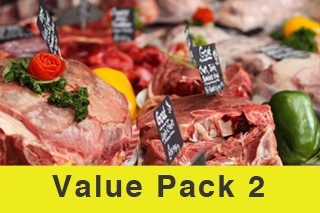 Value Meat Pack 2 (Normally £138! Now just £95!)