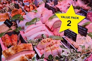 Value Meat Pack 2. Save £43!