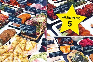 Value Meat Pack 5. Normally £191, now just £130!