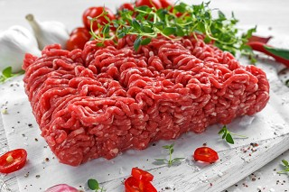 Beef Steak Mince