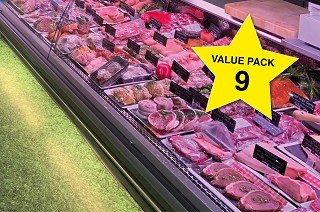 Value Meat Pack 9. Easy cook tasty meals. NEW PACK!
